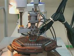 Робот для сварки решеток для ТВЭЛов